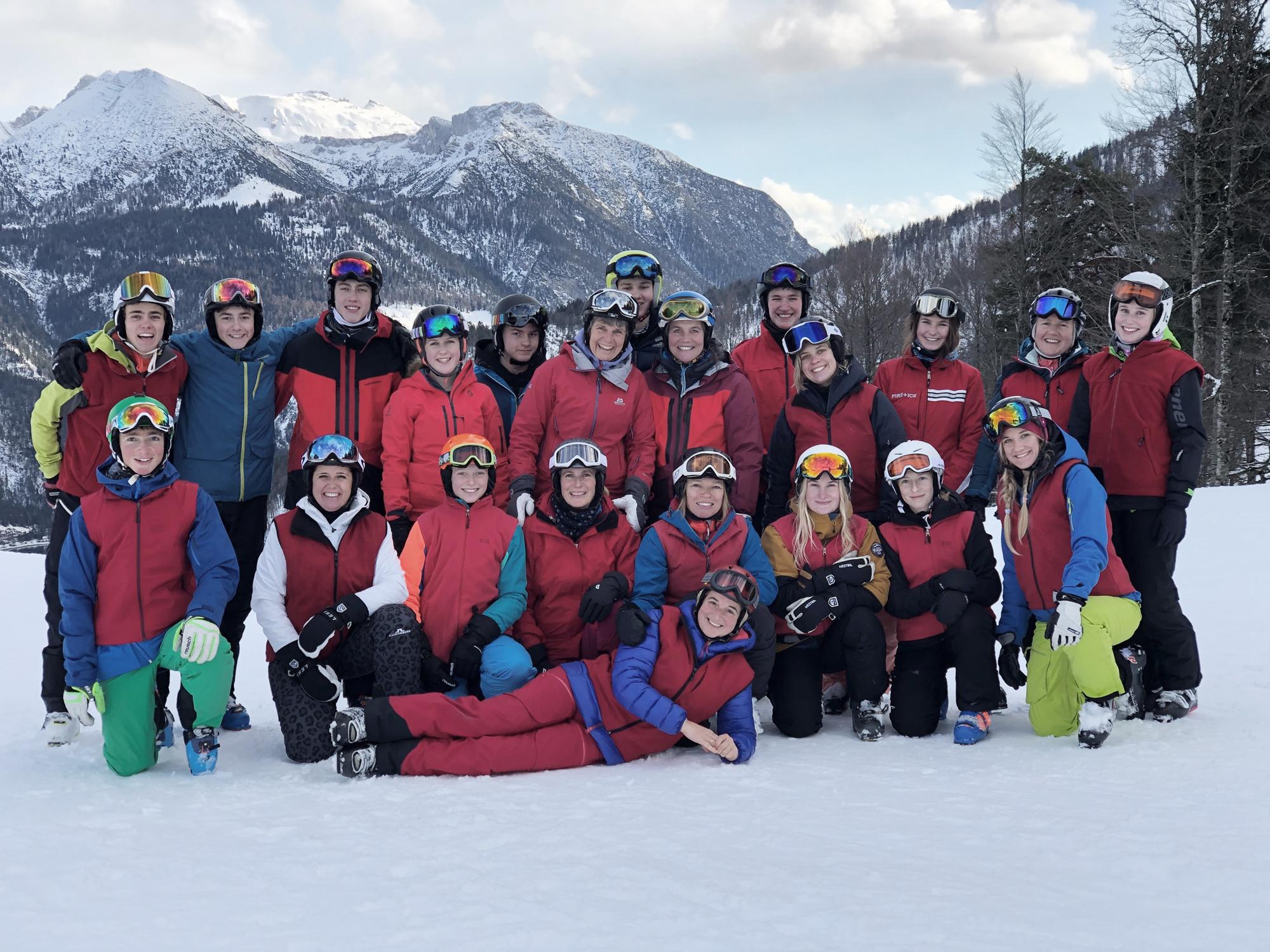 Skilehrerteam 2019/20